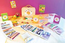 Le Lleo Magic Kit du Creativ Center
